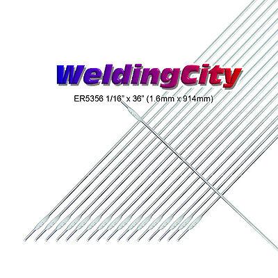 Weldingcity 2-lb Er5356 116x36 Aluminum 5356 Tig Welding Filler Rod 2-lb