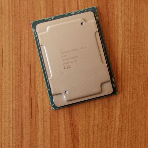Intel Xeon Gold 6240 18-Core CPU 2.6 GHz FCLGA3647 150W Server Processor SRF8X
