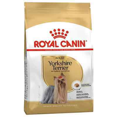 Royal Canin Yorkshire Terrier Adult Breed Health Nutrition Dog Food 1.5kg