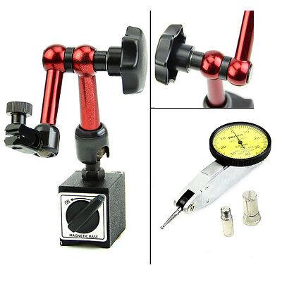 NEW Erick Starrett Magnetic Dial Indicator Holder Base Stand Machinist Tool USA