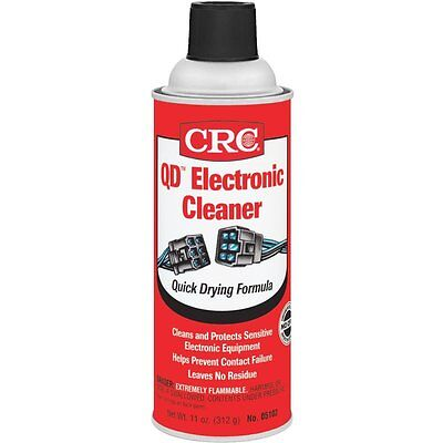 (Case of 12) CRC Electronic Cleaner