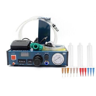 983a Auto Glue Dispenser Solder Paste Digital Display Epoxy Dispensing Machine