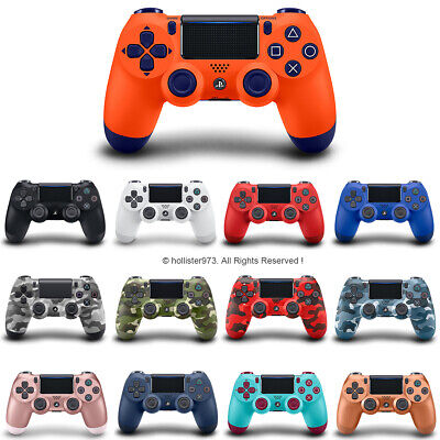 Sony PlayStation DUALSHOCK4 v2 Wireless Connection Gamepad All Color Available