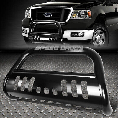 FOR 04-16 FORD F150 NON-ECOBOOST/03+EXPEDITION BLACK BULL BAR PUSH BUMPER GUARD Ford F150 Bull Bar