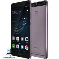 Huawei P9 Dual Sim 5.2, Octacore 32gb 3gb Ram 4g Lte Titanium Grey - titan - ebay.it