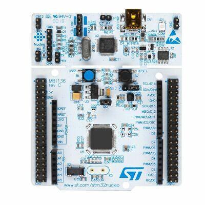 3dmakerworld Stm32 Nucleo-64 Development Board With Stm32f103rb Mcu