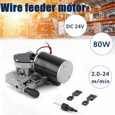 Mig Mag Welding Machine Wire Feed Welder Motor 76zy Dc24v 1.2-1.6mm Weld Parts