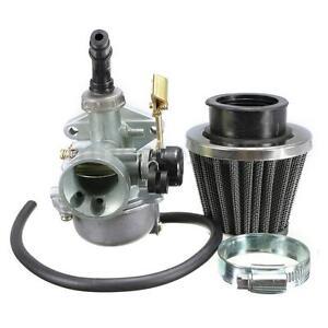 New Carburetor & Air Filter For Honda Z50 CT70 Minibike 50cc 70cc Carb 1978-1994