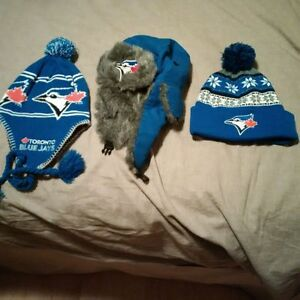 Jays Baseball SGA Winter Hat Toque or ESTRADA bobblehead