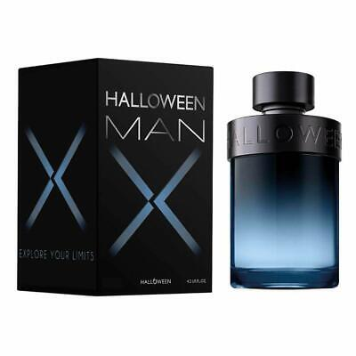 Jesus Del Pozo Halloween Man X Edt Spray 4.2 Oz Men 4.2 Oz
