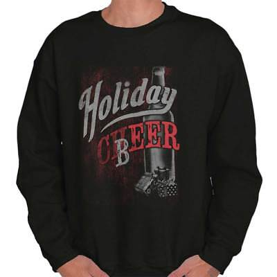 Holiday Cheer Ugly Christmas Sweater Funny Shirts Gift Ideas - Ugly Holiday Sweater Ideas