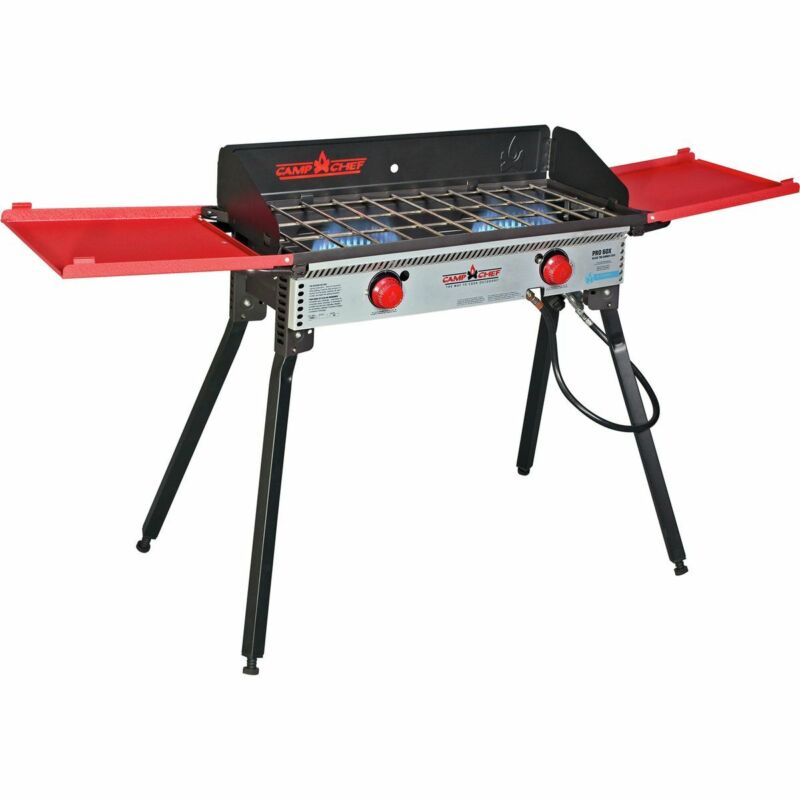 Camp Chef Pro 60X Two Burner Camp Stove One Color One Size