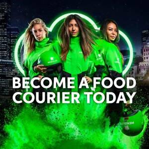 Start TODAY: Food Delivery Driver / Courier - Menulog