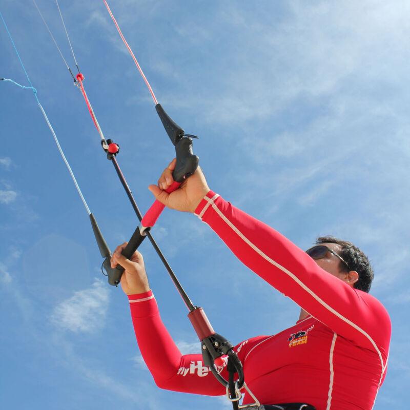 Kiteboarding Kite control bar (57cm)