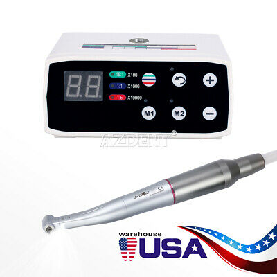 Nsk Style Brushless Led Electric Micro Motor Dental 15 Fiber Optical Handpiece