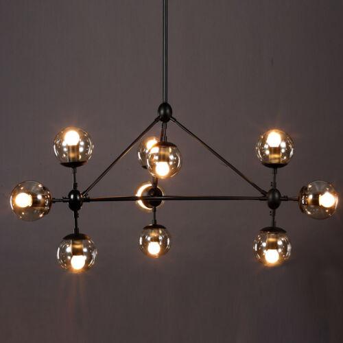 Vintage light loft industrial pendant lamp chandelier - Diy industrial chandelier ...