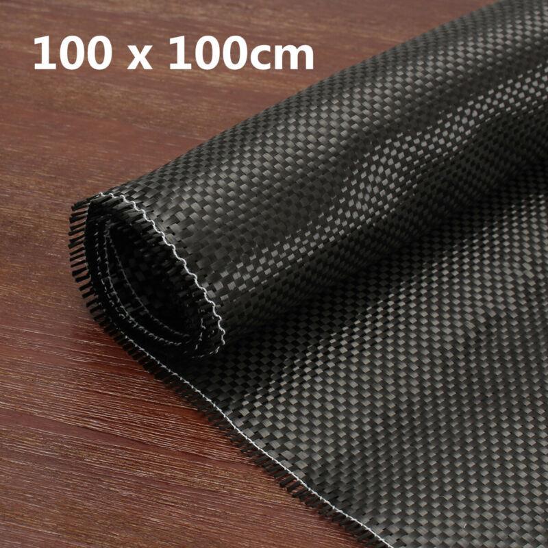 3K 200gsm 100x100cm High Strength Carbon Fiber Cloth For Interlayer 40