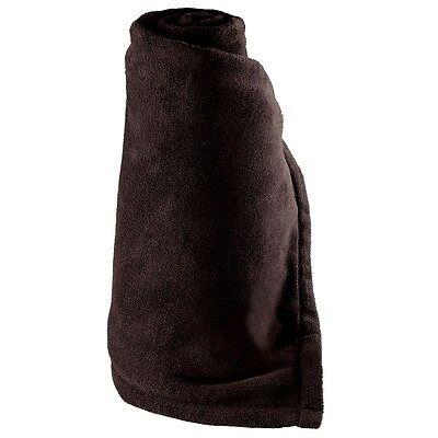 Tailgate Blanket Holloway Sportswear 54″ x 80″ Black NEW