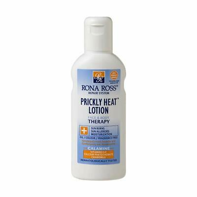 Face Therapy Lotion (Rona Ross Prickly Heat Lotion Face & Body Therapy - 1 x 160 ml.)