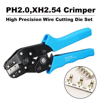 Sn01bm Terminal Crimping Tool For Dupont Ph2.0 Xh2. 54 Kf2510 Amg28-20 Jst