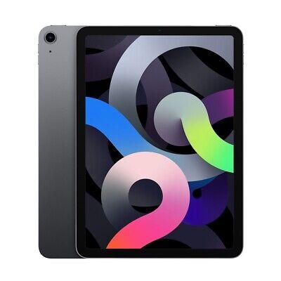 100% NUEVO - Apple 10.9-inch iPad Air 2020 Wi-Fi 64GB - Space Gris