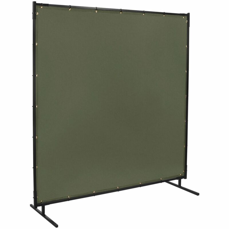 Steiner Protect-O-Screen Classic Welding Screen Flame Retardant Canvas Curtain
