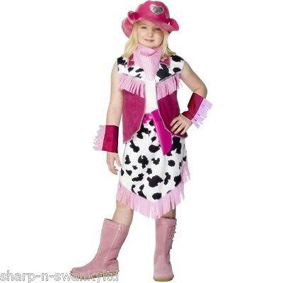 6 Teile Mädchen Rosa Cowgirl Wilder Westen Buch - Mädchen Cowgirl Outfits