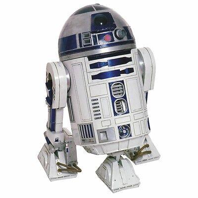 WANDAUFKLEBER R2D2 Star Wars Dekor Aufkleber Kinderzimmer wandtattoo