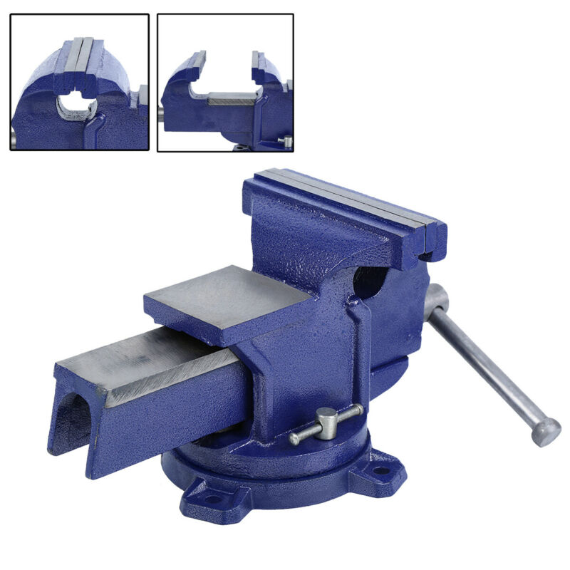 6 Inch Craftsman Bench Vise Shop Equipment Mechanics Tool Lo