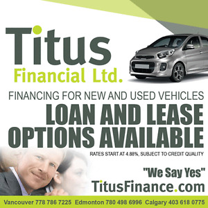 Auto Financing Available
