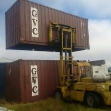 Clark forklift 6500kg lift with shipping container forks Toowoomba 4350 Toowoomba City Preview