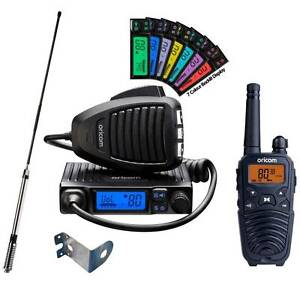 Oricom, 5 W UHF CB Radio *Value Pack* AUTHORISED Craigie Joondalup Area Preview