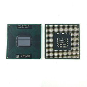 Intel Core 2 Duo T9500 2.60GHz 6M 800MHz SLAYX CPU Dual-Core Processor
