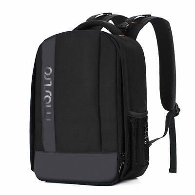 IMOSISO Camera Backpack For DSLR/SLR/Mirrorless Nikon, Canon, Sony, Pentax