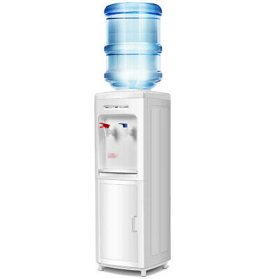 Top Loading Water Cooler Dispenser 5 Gallon Hot Bottle Load