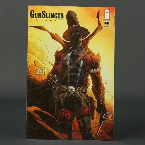 GUNSLINGER SPAWN #1 Cvr A Image Comics 2021 AUG210013 1A (CA) Lee