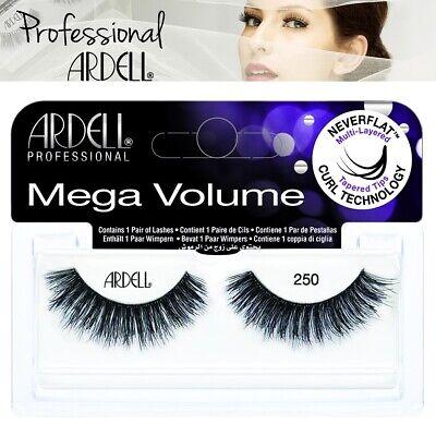 Ardell Cosmetics 3D Mega Volume Lash False Eyelashes Glamour MakeUP - Black...