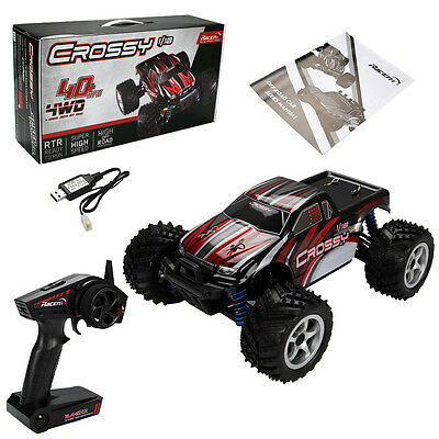 (1:18 2.4G High Speed RC Car Radio Remote Control Off Road Vehicle Racing RTR New)