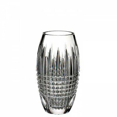 Waterford Crystal Lismore Diamond Encore Vase 20cm £190 Waterford Lismore Diamond Vase