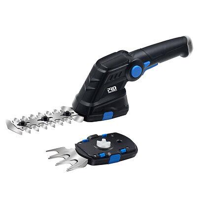 Prostormer 3.6V Cordless Grass Shear and Shrub Trimmer Combo,Quick Blade -