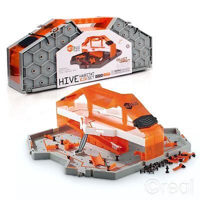 New Hexbug Nano Hive Habitat Playset & Hexbug Figure Official