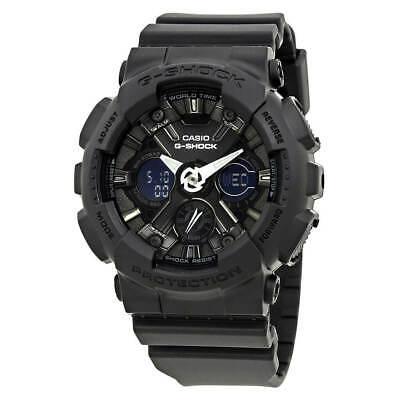 Casio Men's Watch G-Shock World Time Ana-Digi Dial Resin Strap GMAS120MF-1A