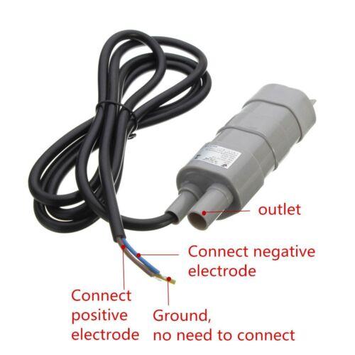 Kleine Unterwasser DC Wasserpumpe mit 1Meter USB Kabel