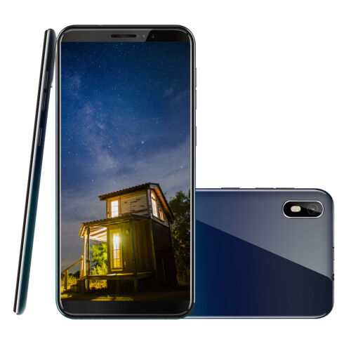 Android 9.0 Cubot J5 5.5Zoll 3G Smartphone 2GB+16GB Dual SIM Handy Ohne Vertrag