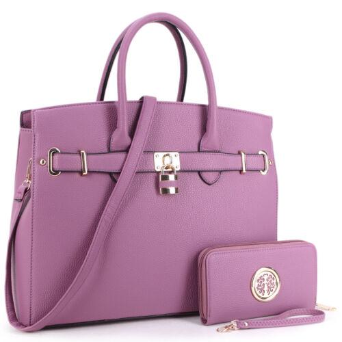 women classic handbags satchel bags w matching