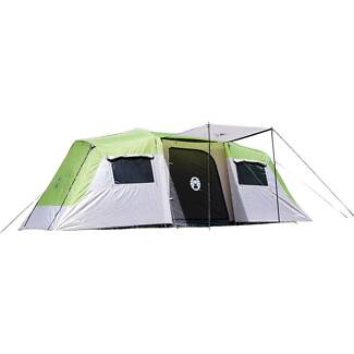 TENT 10 person Coleman Chalet XL CV. Brand new never used  sc 1 st  Gumtree & Coleman 10 Person 3 Room Tent | Camping u0026 Hiking | Gumtree ...