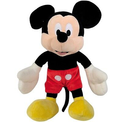 Micky Mouse Maus Club House XL Plüsch Figur Stofftier 43 cm Mickey Disney ()
