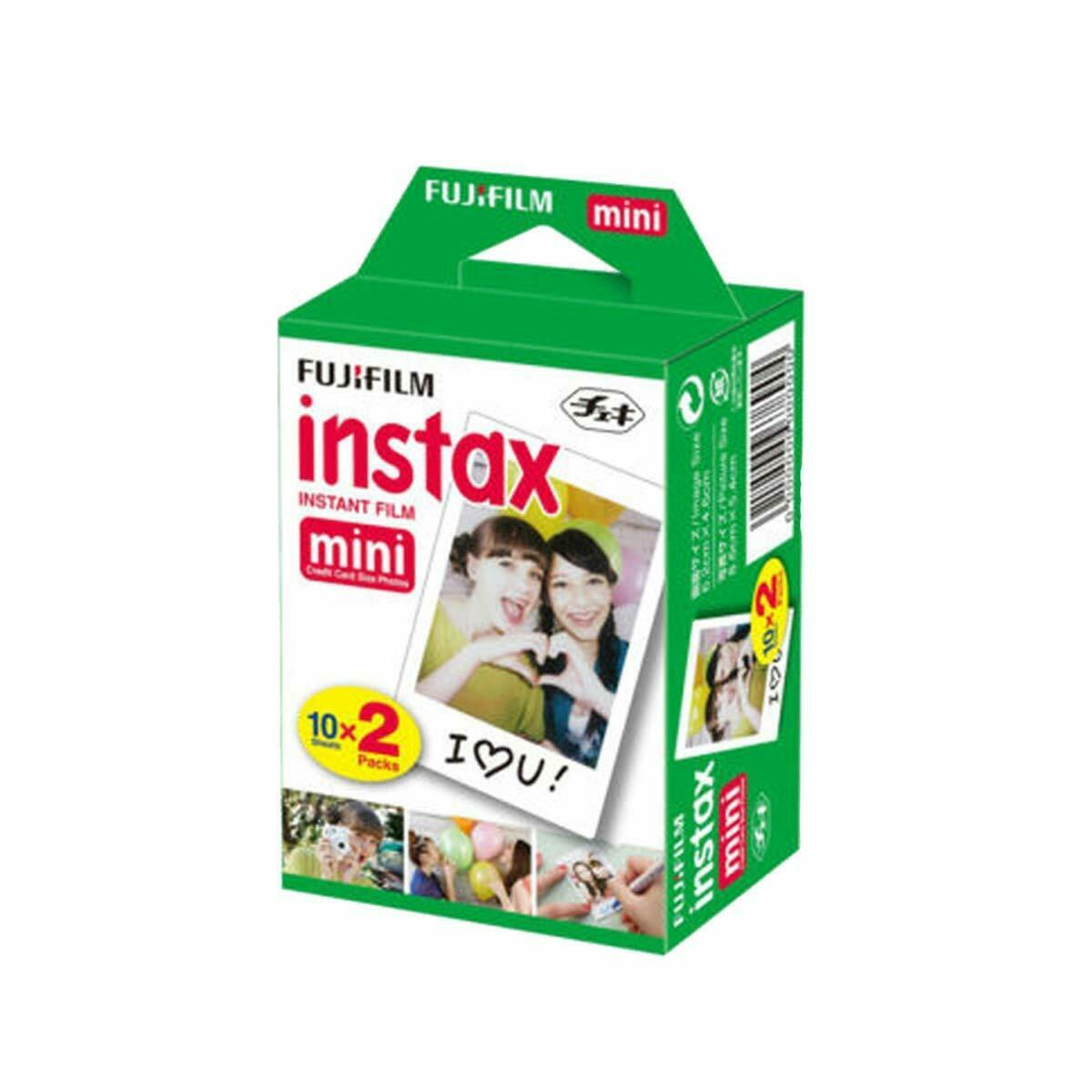 Fujifilm Instax Mini Instant Film For Mini 8,9,50s,70,90,25