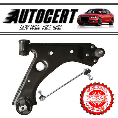 FIAT PUNTO 2012> FRONT LOWER SUSPENSION CONTROL ARM WISHBONE & LINK - RH