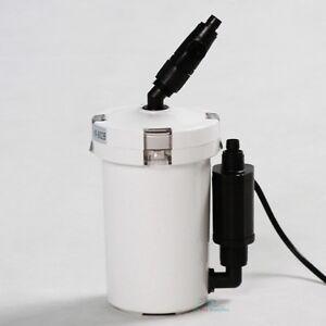 ... Canister Filter Table Top Nano Fresh Salt Aquarium Sunsun 602B eBay